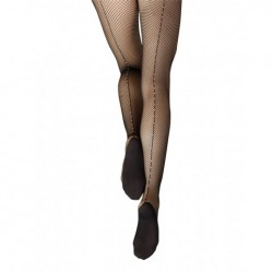 COLLANTS RESILLES AVEC STRASS CAPEZIO