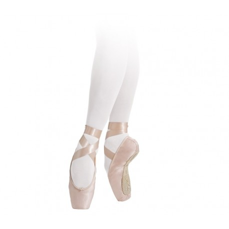 Pointe satin Julieta Repetto