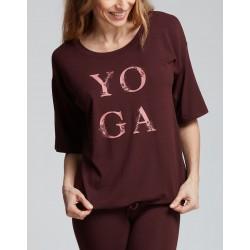 T-SHIRT LARGE - AGATHE YOGA