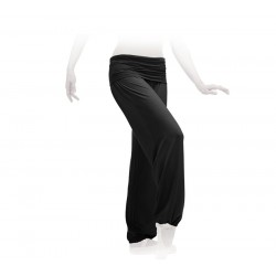 Long jazzpant confort Noir Repetto